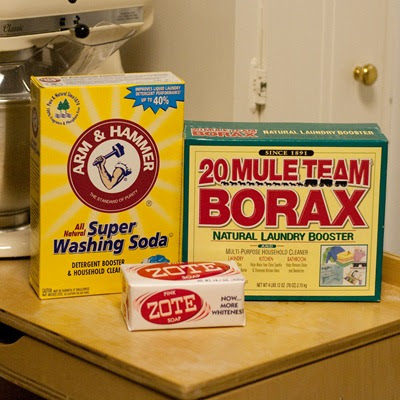 Liz 2 0 A Penny A Load Homemade Laundry Detergent
